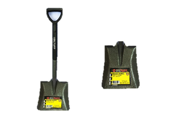 Shifting Shovel SQ Mouth PVC D-Handle